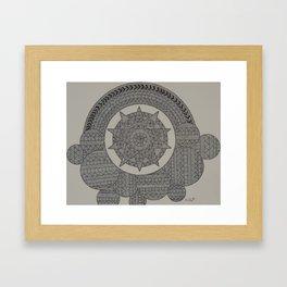 KL-1.7 Framed Art Print