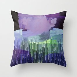 EliB concealed Throw Pillow