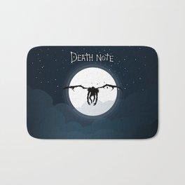 The god of death Bath Mat