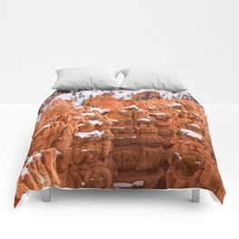 Bryce Canyon - Sunset Point IV Comforters