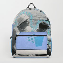 Listening To The Water Backpack