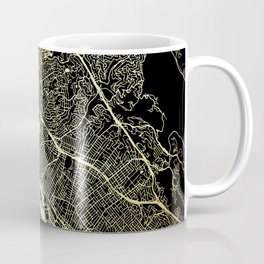 Oakland Color Coffee Mug