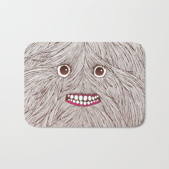 Hairy Guy Bath Mat