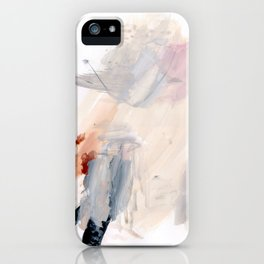 Warm Thoughts In The Morning Light iPhone Case