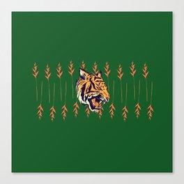 Blood Tiger II Canvas Print