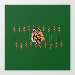 Blood Tiger II Canvas Print