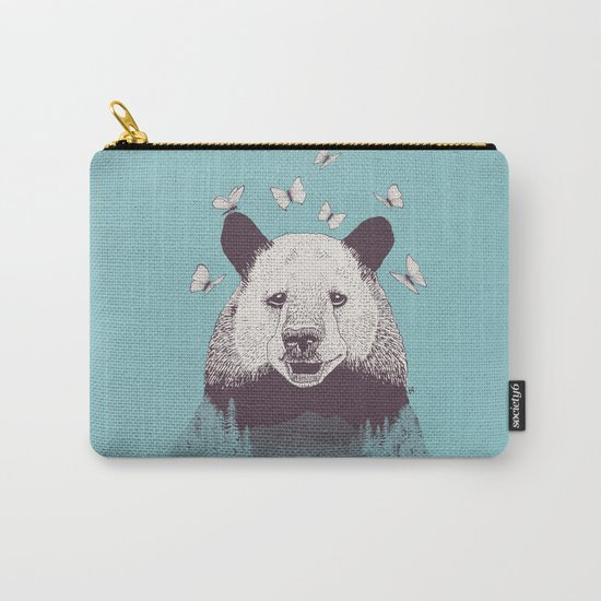 Let's Bear Friends Carry-All Pouch