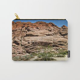 Red Rocks I Carry-All Pouch