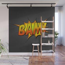 BAM Wall Mural