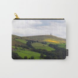 stoodley pike monument and moor Carry-All Pouch
