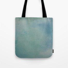Watercolour Lagoon Tote Bag