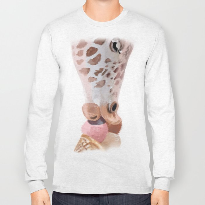 Sweet Long Sleeve T-shirt