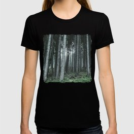 Woodland, Forest, Trees T-shirt