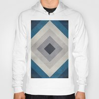 greece Hoodies featuring Greece Hues Tunnel 2 by Diego Tirigall