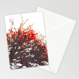 """""""Tree Blossoms"""" Stationery Cards"""