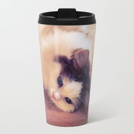 RIGHT HERE WAITING Travel Mug