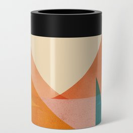 Abstraction_Lake_Sunset Can Cooler