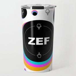 zef two Travel Mug