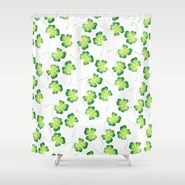 Clover Shower Curtain