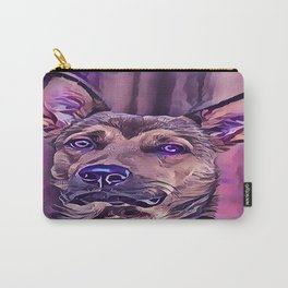 The Kunming Wolf Dog Carry-All Pouch