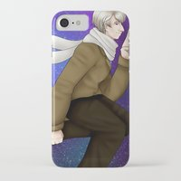 russia iPhone & iPod Cases featuring APH- Russia by sleuthysaturn