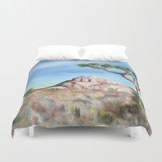 Desert Dreaming Duvet Cover