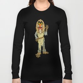 The Muppets' Sweetums!  In honor of John Henson and Jim Henson Long Sleeve T-shirt