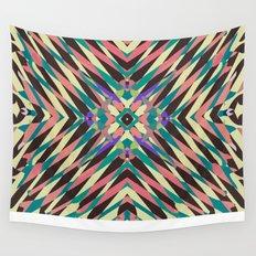 hidden circle Wall Tapestry