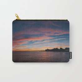 Coney Island Sunset Carry-All Pouch