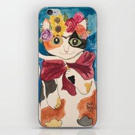 Frida CATlo iPhone Skin