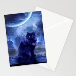 The Witches Familiar Stationery Cards