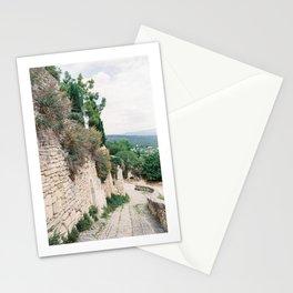 Gordes, Luberon - Alleys Stationery Cards