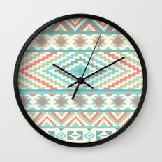 Friendship Bracelet Wall Clock