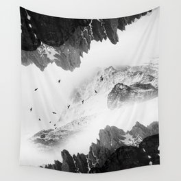 Kingdom of the 14th Wall Tapestry