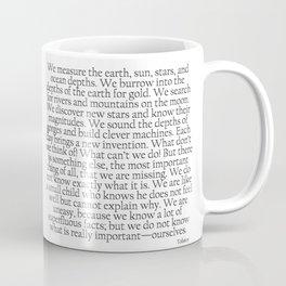 Life Lesson No.V Coffee Mug