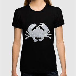Silver Crab T-shirt