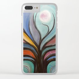 Tree of My Life Clear iPhone Case