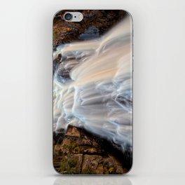 Chutes du Diable Waterfall iPhone Skin