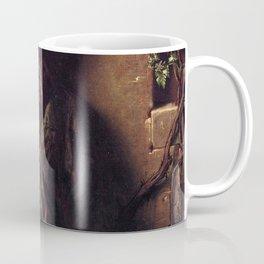 The Savoyard Boy 1853 By Eastman Johnson | Reproduction Coffee Mug