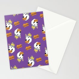 Aegis the Siberian Husky Stationery Cards