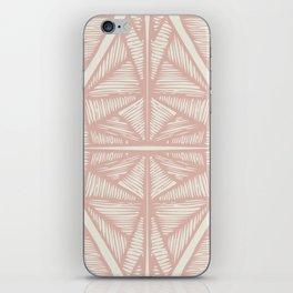 Tendons-Blush iPhone Skin