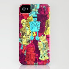Mr. Robot, your screw is loose. iPhone (4, 4s) Slim Case