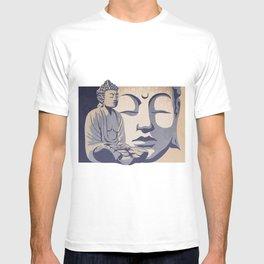 Zen Buddha: Awakened and Enlightened One T-shirt