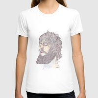ben giles T-shirts featuring Ben Bridwell  by Jesse Robinson Williams