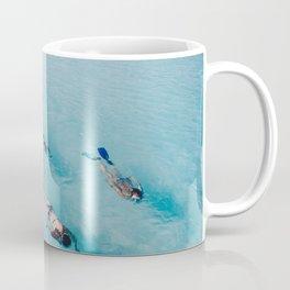 swimming in ocean Coffee Mug