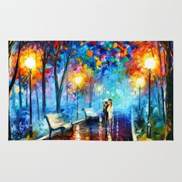 Park Nightscape Rug