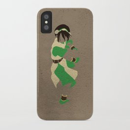 Toph iPhone Case