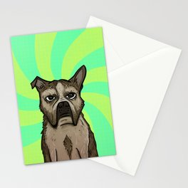 Dog Hypnosis Stationery Cards