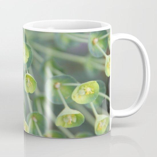 Up Close And Personal Spurge Mug