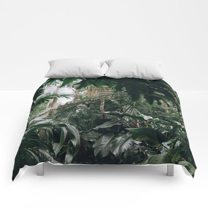 Greehouse II Comforters